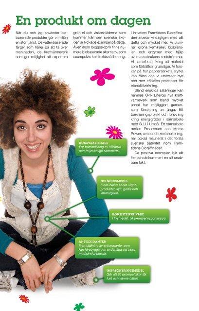 Framtidens bioraffinaderi (PDF) - SEKAB