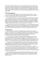 2011-05-30 Loggbok 173 Ruttberäkningar - Stressless