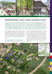nieuwsbrief Monnikenberg december 2011.pdf - Gemeente Hilversum