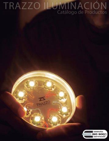 Descargar Catálogo 2012 - Trazzo Iluminación