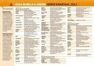 Kalender 02-12 - Kerkgenootschap der Zevende-dags Adventisten