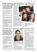 Takke- gåver - Fjell kyrkjelyd - Page 5