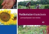 Volkstuinvitaminen - Stichting CliP