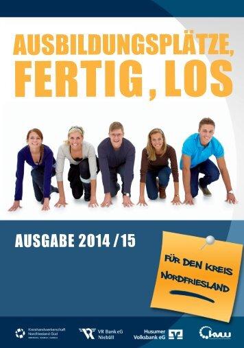 Ausbildungsplätze, Fertig, Los - Kreis Nordfriesland
