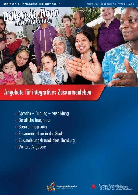 Angebote für integratives Zusammenleben - Entwicklungsraum ...