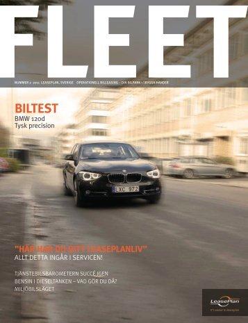 Fleet Nr 2 2011 - LeasePlan