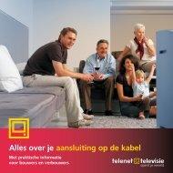 Download hier een handige Telenet™ brochure met vele praktische ...