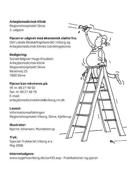 Graviditet og Arbejdsmiljø - Arbejdsmedicinsk klinik