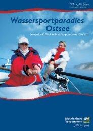 TITEL Lotse 2010 - Urlaub an Ostsee und Seen - Tourismusverband ...