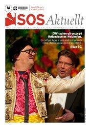 SOS Aktuellt nummer 1 2011