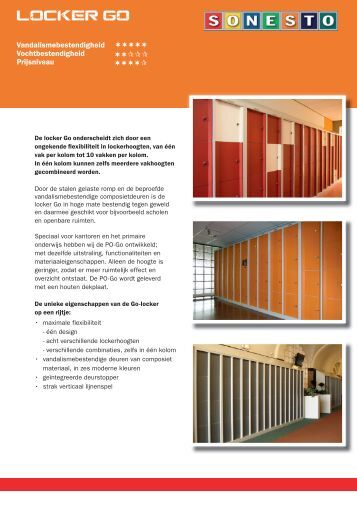 Productblad locker Go.pdf - Sonesto