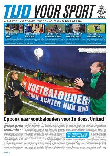 Lees hier de tweede Tijd voor Sport krant - Sp Zweeloo