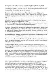 Christian Mejdahl's åbningstale - pdf - Landbrugsmessen Gl. Estrup ...