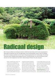 Radicaal design - De zonnearc