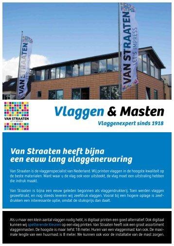 Vlaggen & Masten - Van Straaten