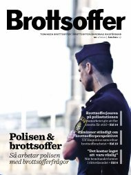 Läs nr 2 2012 som pdf här. - Tidningen Brottsoffer