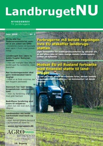 Juni - Agrogruppen Danmark