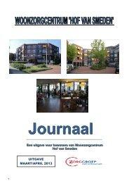 April/Maart 2013 - Zorggroep Oude en Nieuwe Land