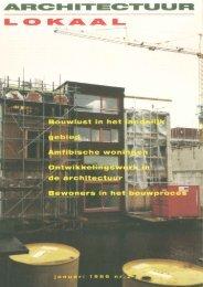 Download pdf (gratis) - Architectuur Lokaal
