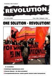 REVOLUTION Nr.2 [21] 2009