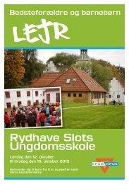 printe programmet her - KFUM og KFUK i Danmark