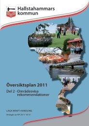 Översiktsplan Områden - Hallstahammar
