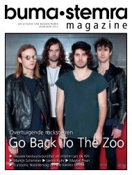 go back to the Zoo - Buma/Stemra