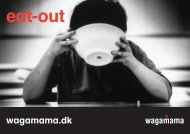 eat-out - Wagamama