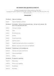 Download het Huishoudelijk Reglement - Instituut voor Bedrijfsjuristen