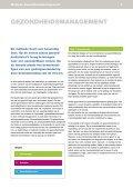Gezondheidsmanagement Methode voor de ... - Het Tuinhuis - Page 5