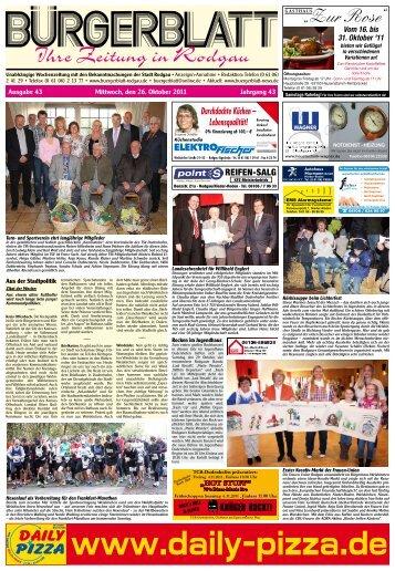 Ausgabe 4311 - Buergerblatt
