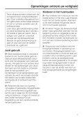Gebruiksaanwijzing Afwasautomaat - miele Miele - Page 7