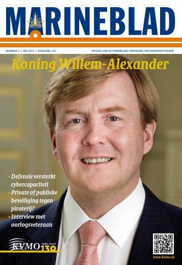 Koning Willem-Alexander - Kvmo
