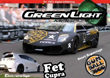 Elmia reportage - GreenLight Magazine