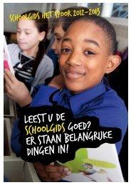 Schoolgids - Basisschool Het Spoor
