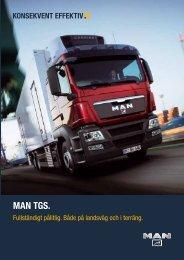 TGS brochure (sv) - MAN Truck & Bus Sverige AB