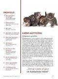 A ugust 2012 - årg ang 31 - nr. 3 - Inges Kattehjem - Page 3