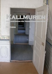 Kallmuren 2, 2006 - BRUK