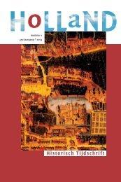 2003-1 - Holland Historisch Tijdschrift