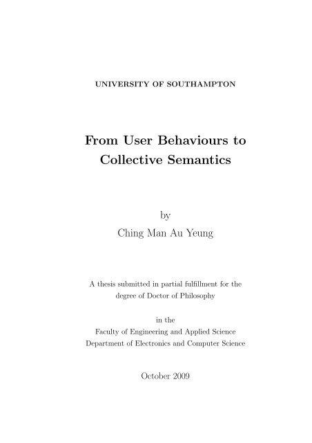 Thesis In PDF Format - Albert AU YEUNG