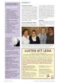 tema: mAKt åt världens Kvinnor - Sveriges Ekumeniska kvinnoråd - Page 2