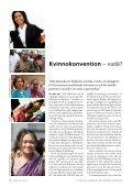 tema: mAKt åt världens Kvinnor - Sveriges Ekumeniska kvinnoråd - Page 6