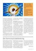 tema: mAKt åt världens Kvinnor - Sveriges Ekumeniska kvinnoråd - Page 7