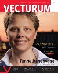 Vecturum nr 1, 2011 (pdf) - Vectura