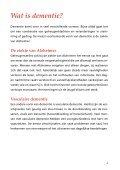 Geheugen- problemen en dementie - Vierstroom - Page 7