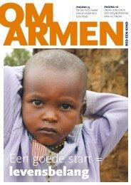 Magazine OmArmen - mei 2011 - Red een kind