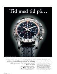 Tid med tid på… - Timegeeks by Kristian Haagen