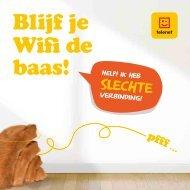 Blijf je Wifi de - Klantenservice - Telenet
