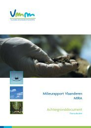 AG Bodem (pdf, 5,27 MB) - Milieurapport Vlaanderen MIRA