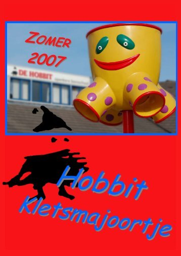 zomer 2007 - De Hobbit